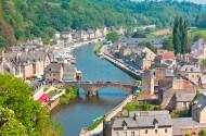 Dinan, Cotes-d'Armor, Brittany, France