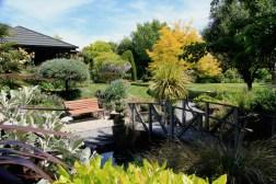 Cedar Park Gardens pond