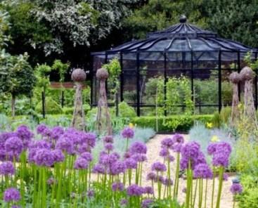 West Green walled garden