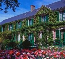 Monet's house and garden