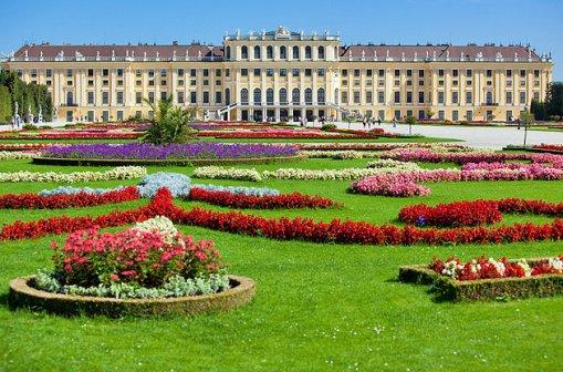 Schonbrunn Palace and Gardens, Vienna