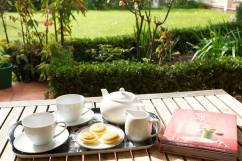 Enjoy one of our delicious teas at Havelock House Hawkes Bay NZ