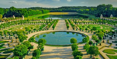 The Orangerie at Versailles