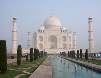 India, Rajasthan, Agra, Taj Mahal