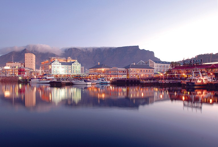 V&A Waterfront courtesy Cape Town Tourism