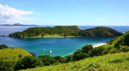 Waitingi Bay of Islands