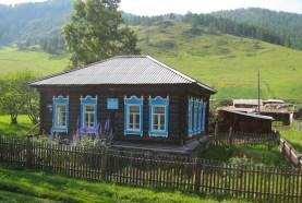 Farm house, Altai, Russia