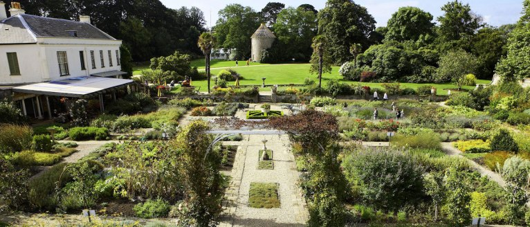 The Gardens of Samares Manor, Jersey, Channel Islands. © Danny Evans http://media.jersey.com