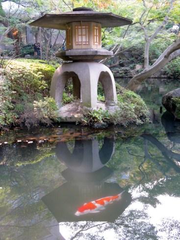 Happoen Garden, Tokyo, Japan
