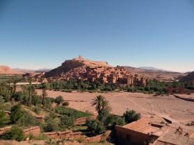 Morocco, Itbenhaddou Kasbah