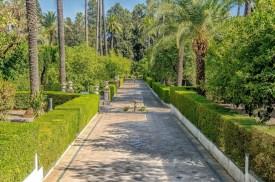 Spain - Alcazar Seville