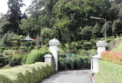 Sri Lanka, Nuwara Eliya-Badulla - Hakgala Botanical Garden