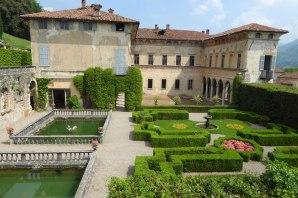Villa Cicogna Mozzoni, Bisuschio, Italy
