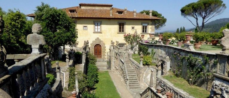 Villa Gamberaia, Settignano, Italy