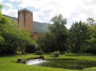 Garden of Ninfa, Italy