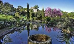 Provincial garden, France