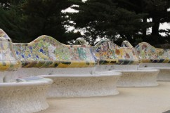 Parc Guell, Barcelona, Spain. Photo Fiona Erisson