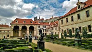 Wallenstein Palace Garden, Prague