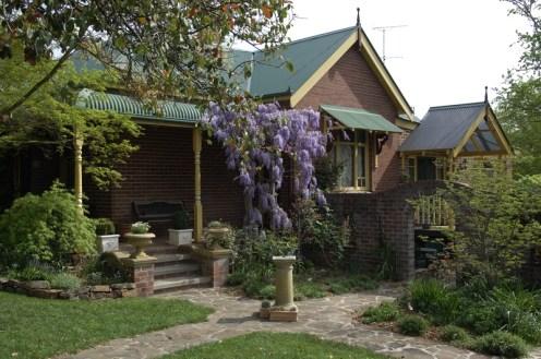 Palmer garden