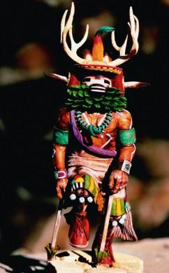 Native American Kachina Doll