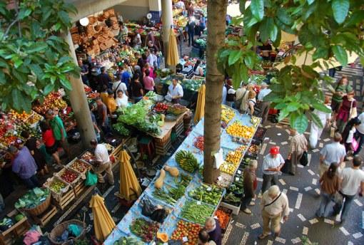 Mercado dos Lavradorres, Funchal © Krzysztof Belczynski/Flickr