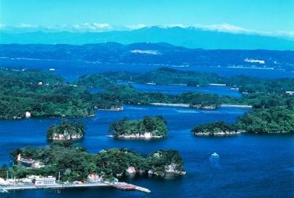 Matsushima Bay © JNTO