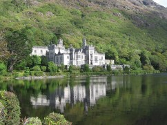 Ireland, Galway - Kylemore Abbey