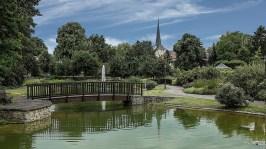 Bad Langensalza Thuringia Germany