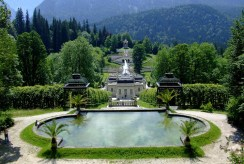 Germany, Bavaria Linderhof Palace