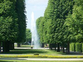 Großer Garten, Hanover Germany. Photo Hombre