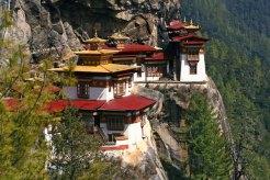 Taktshang Goemba (Tiger's Nest Monastery), Bhutan