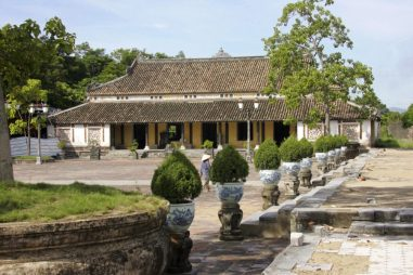 The Forbidden City in Hue