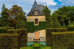 Garden Pavilion, Les Jardins du Manoir d'Eyrignac