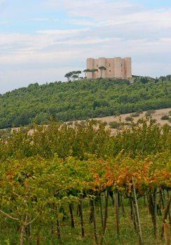 Castel del Monte copyright Michele Pegoraro FlickrCC