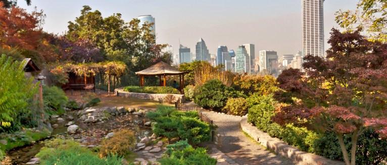Japanese Garden, Santiago