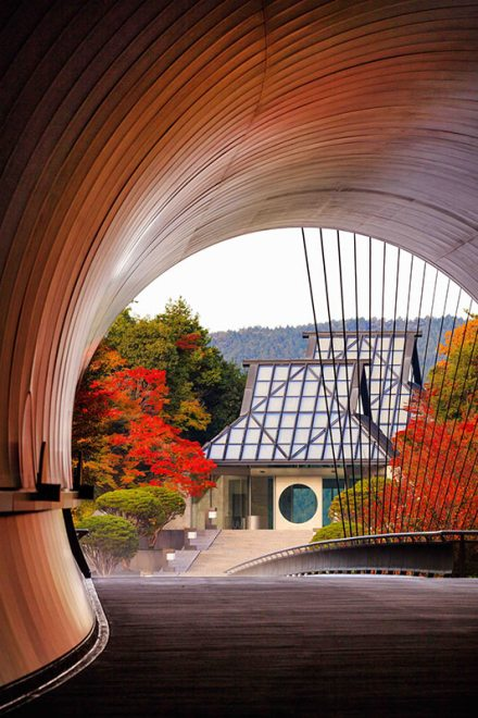 Courtesy of Miho Museum Kyoto