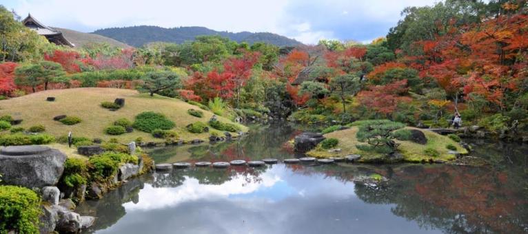 Isui-en Nara. Image, Jim Fogarty