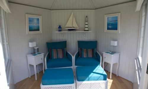 Summerhouses Gazebos Amp Beach Huts Essex Uk The Garden