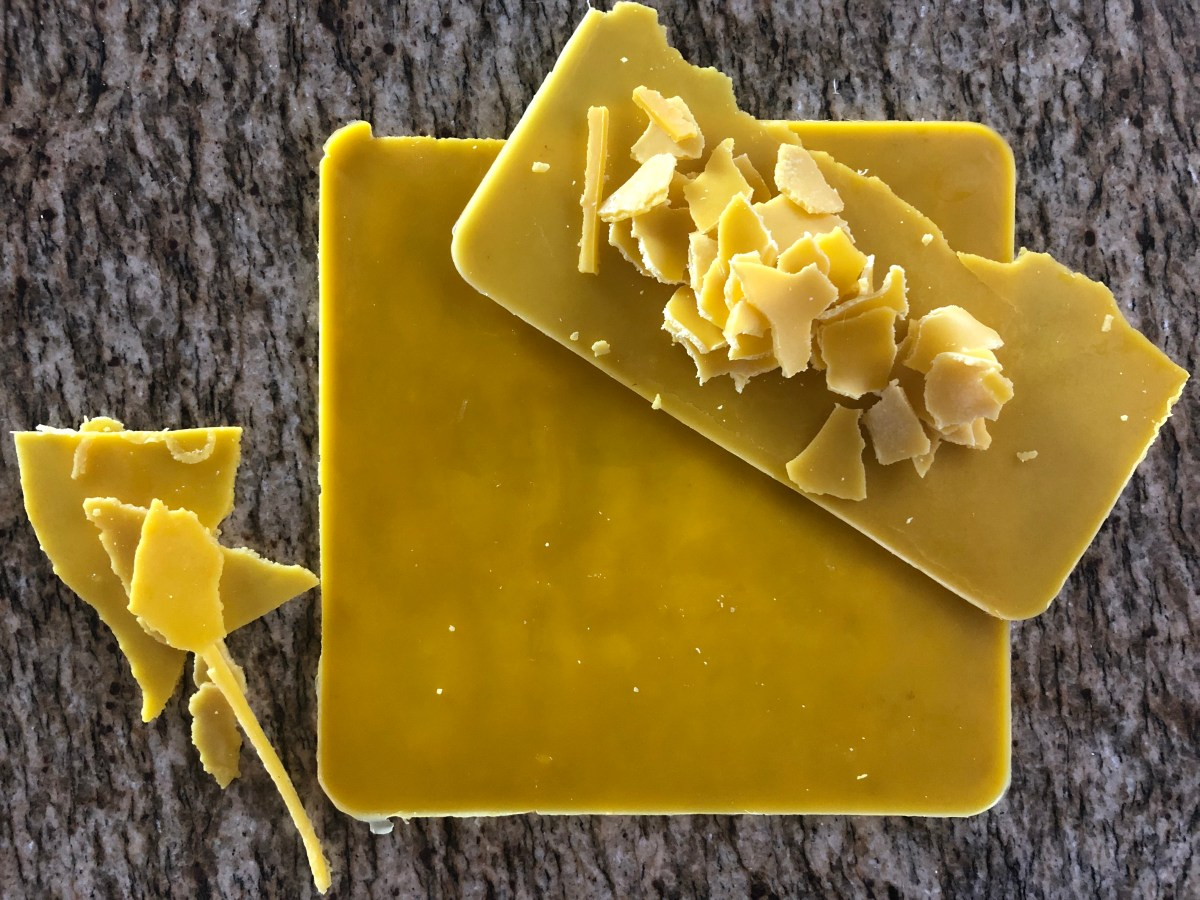 How to Render Beeswax the Easy Way