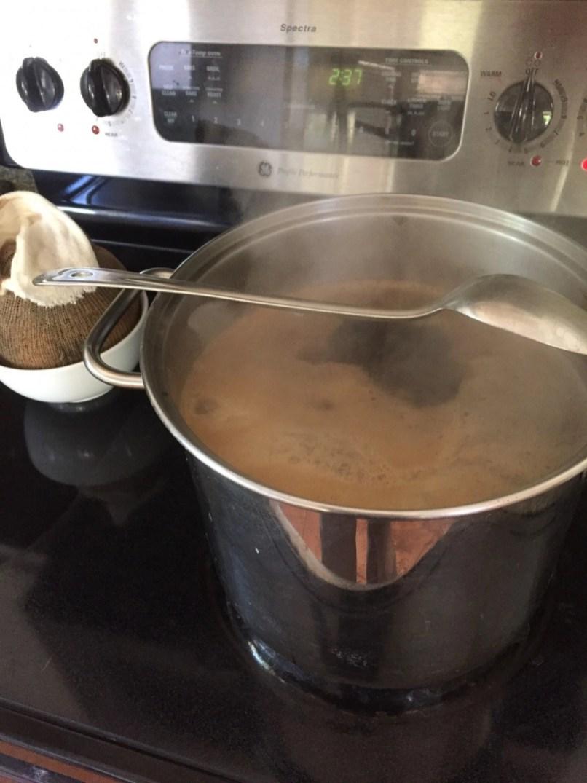Starting to Boil