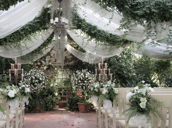 The Conservatory Garden Wedding Embellishments
