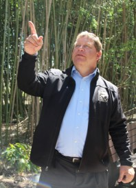 Stephen Foltz conducted a tour of the Cincinnati Zoo & Botanic Gardens for GWA attendees