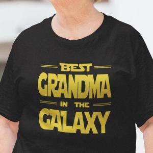 Best grandma in the galaxy, majice