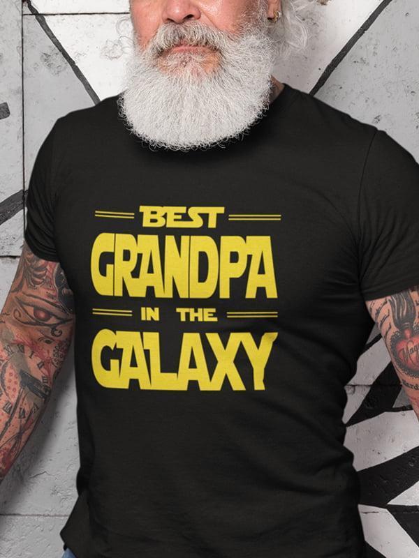 Best grandpa in the galaxy, majica