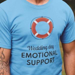 Emotional support, majica