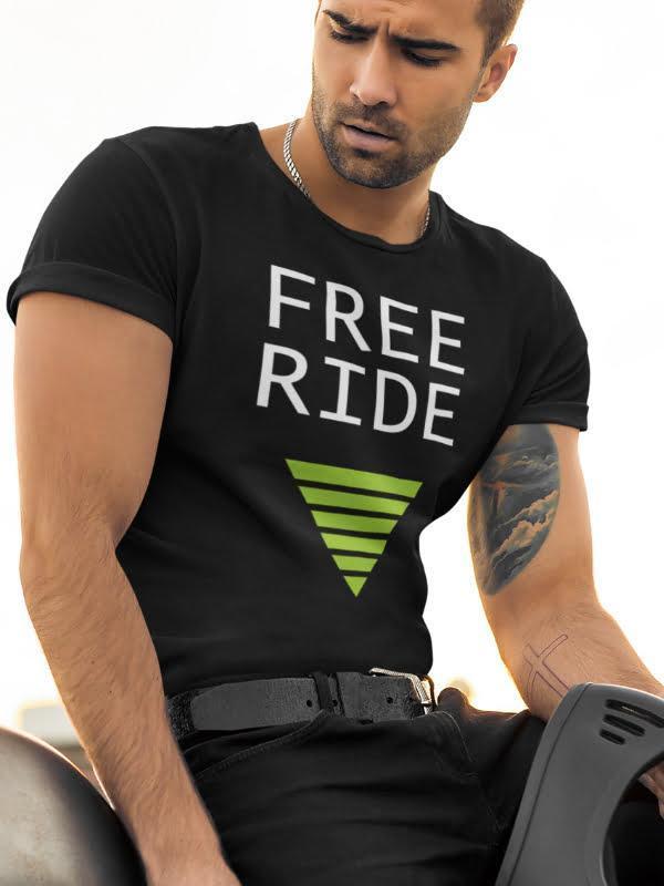 Free ride, majica
