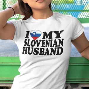 I love my Slovenian husband