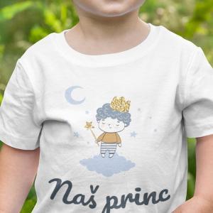 Naš princ, otroška majica