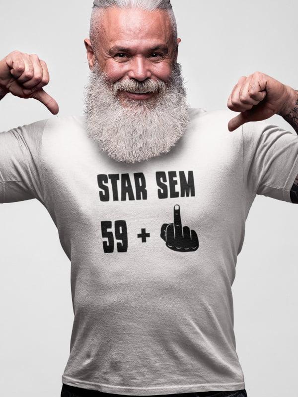 Star sem 59 in sredinec