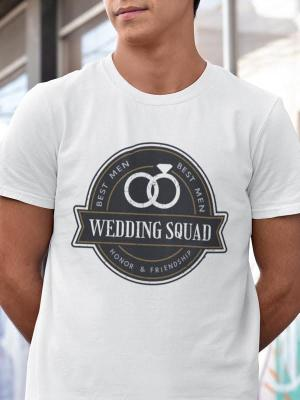 Wedding squad, majica za fantovščino